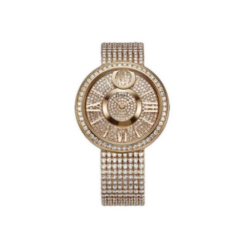 PIAGET LIMELIGHT 18KT ROSE GOLD 39MM LADIES WATCH