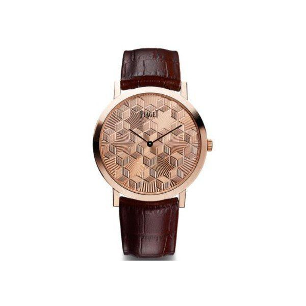 PIAGET ALTIPLANO 18KT ROSE GOLD 40MM UNISEX WATCH