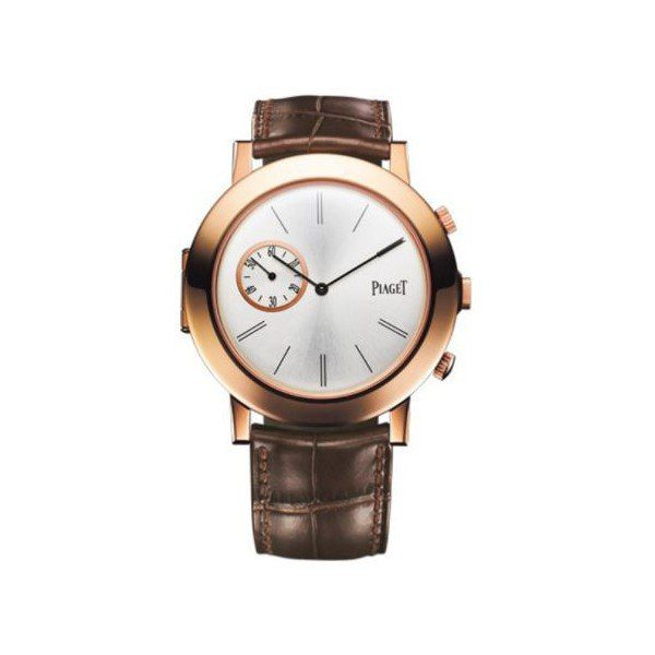 PIAGET ALTIPLANO 18KT ROSE GOLD 43MM UNISEX WATCH – Luxury