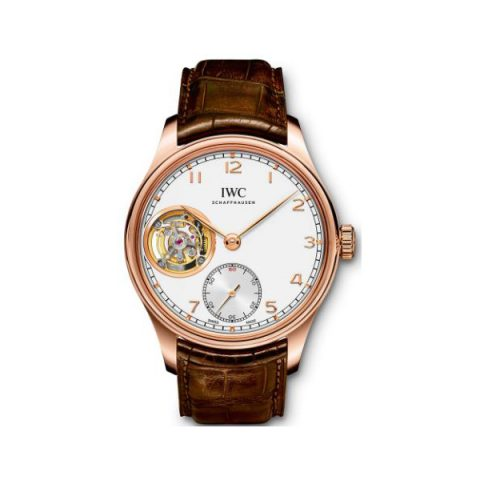 IWC PORTUGUESE 18KT ROSE GOLD 43MM MEN'S WATCH