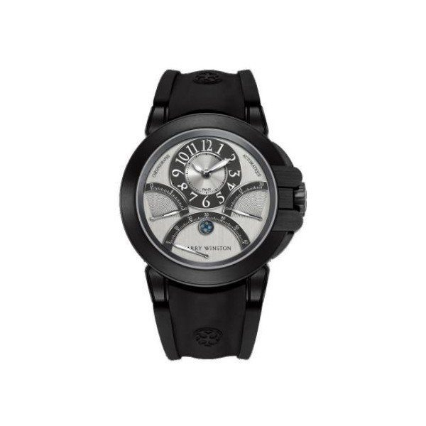 HARRY WINSTON OCEAN 18KT WHITE GOLD 44MM MEN'S WATCH