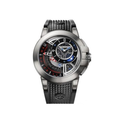 HARRY WINSTON PROJECT Z8 LIMITED EDITION OF 300 PCS MEN'S WATCH