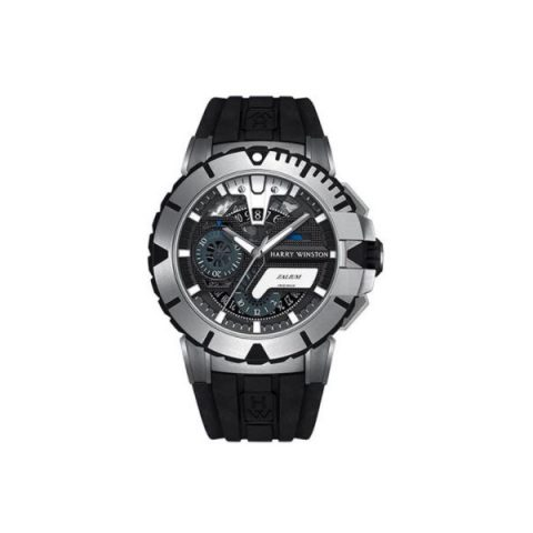 HARRY WINSTON OCEAN LIMITED EDITION OF 300 PCS 44MM ZALIUM MEN'S WATCH