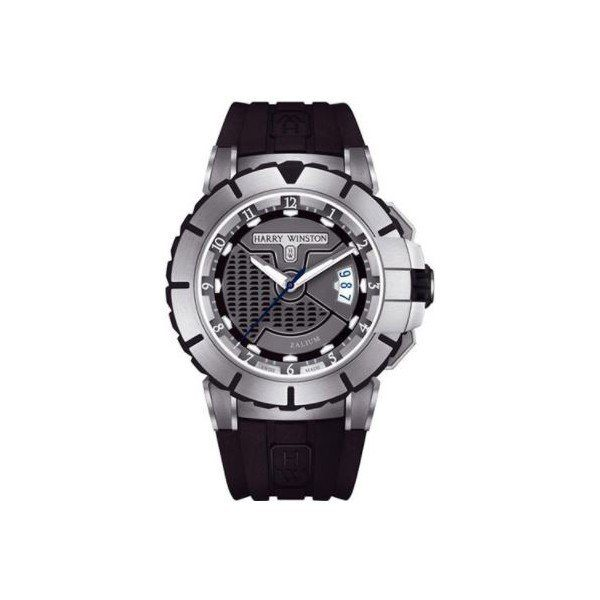HARRY WINSTON OCEAN ZALIUM 44MM MEN'S WATCH