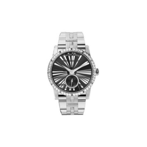 ROGER DUBUIS EXCALIBUR STAINLESS STEEL 36MM LADIES WATCH