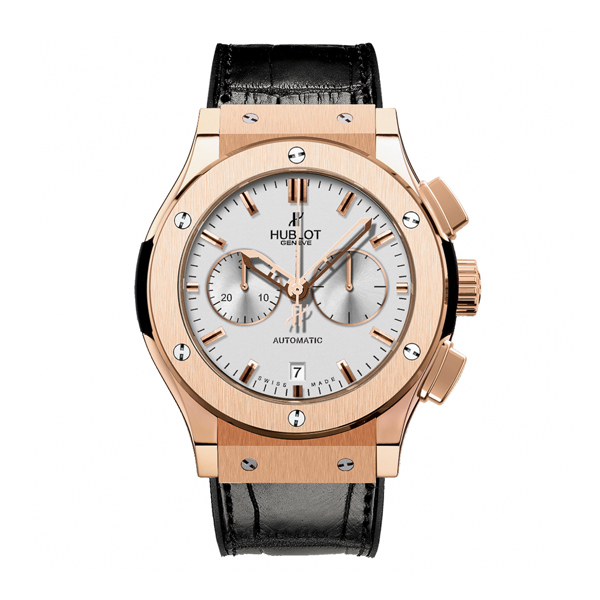 Hublot Pre-owned Classic Fusion 18kt King Gold 45mm Men's Watch