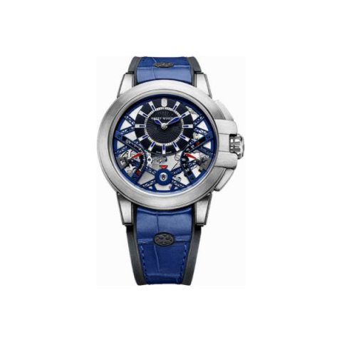 HARRY WINSTON PROJECT Z10 LIMITED EDITION OF 300 PCS 42MM MEN'S WATCH