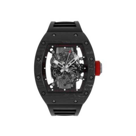 "RICHARD MILLE BUBBA WATSON ""DARK LEGEND"" LIMITED EDITION CERAMIC 50MM MEN'S WATCH"