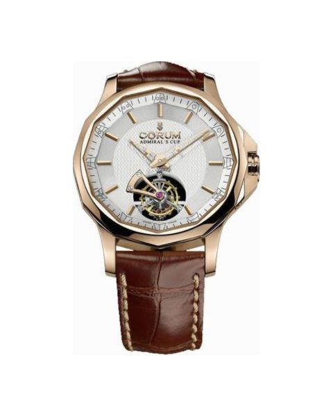 CORUM ADMIRAL'S CUP LIMITED EDITION OF 15PCS 18KT ROSE GOLD 42MM MEN'S WATCH