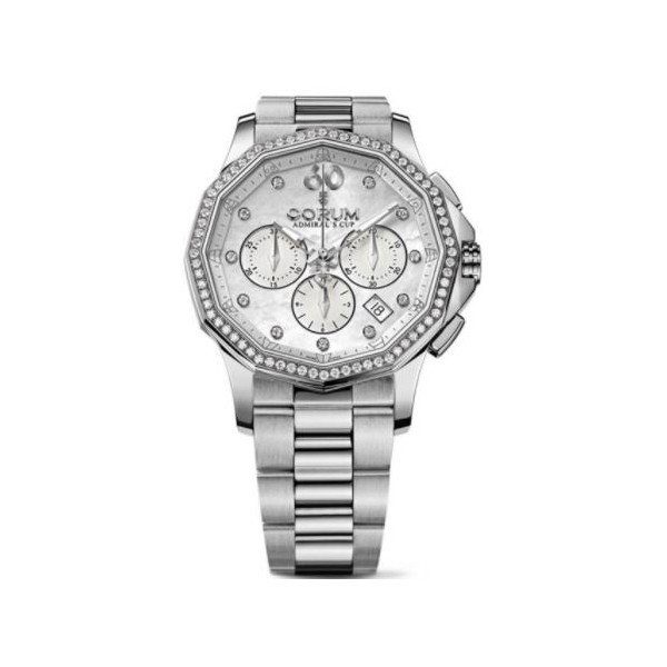 CORUM ADMIRAL'S CUP STAINLESS STEEL 38MM LADIES WATCH