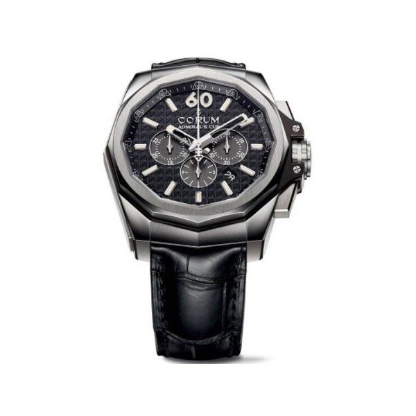 CORUM ADMIRAL'S CUP TITANIUM 45MM MEN'S WATCH