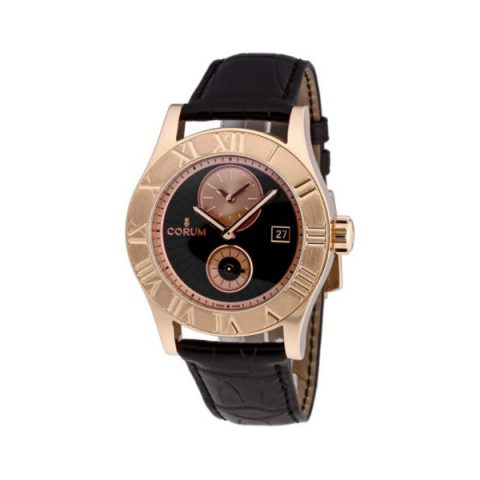 CORUM ROMULUS 18KT ROSE GOLD 41MM MEN'S WATCH