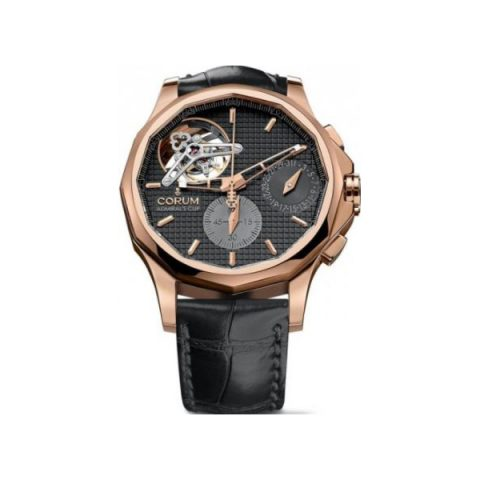 CORUM ADMIRAL'S CUP 18KT ROSE GOLD 47MM MEN'S WATCH