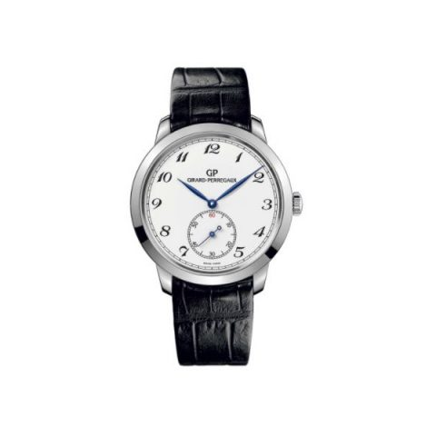 GIRARD PERREGAUX 1966 18KT WHITE GOLD 40MM MEN'S WATCH