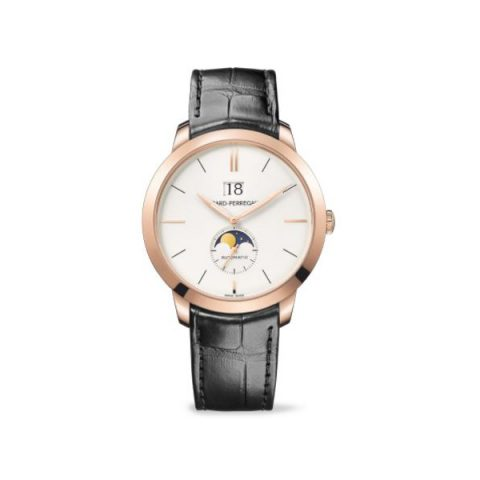 GIRARD PERREGAUX 1966 18KT ROSE GOLD 41MM MEN'S WATCH