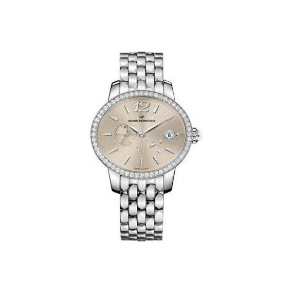 GIRARD PERREGAUX CAT'S EYE STAINLESS STEEL 38MM X 32MM LADIES WATCH