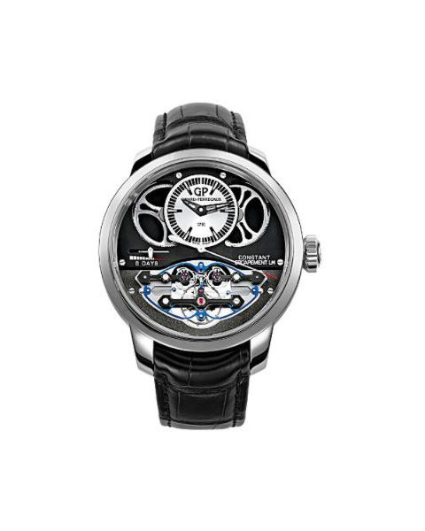 GIRARD PERREGAUX CONSTANT ESCAPEMENT TITANIUM 46MM MEN'S WATCH