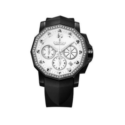 CORUM ADMIRAL'S CUP STAINLESS STEEL 40MM MEN'S WATCH