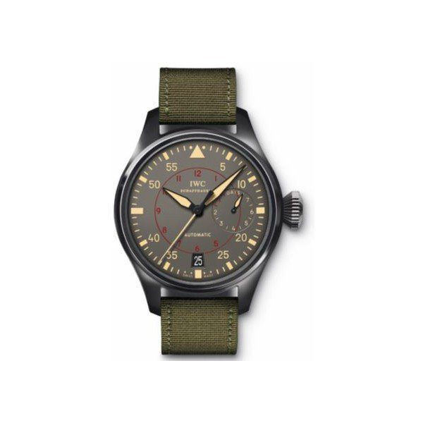 IWC BIG PILOT CERAMIC 48MM MEN'S WATCH