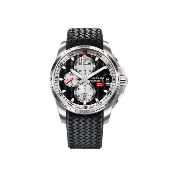 CHOPARD MILLE MIGLIA GT XL STAINLESS STEEL 44MM MEN'S WATCH