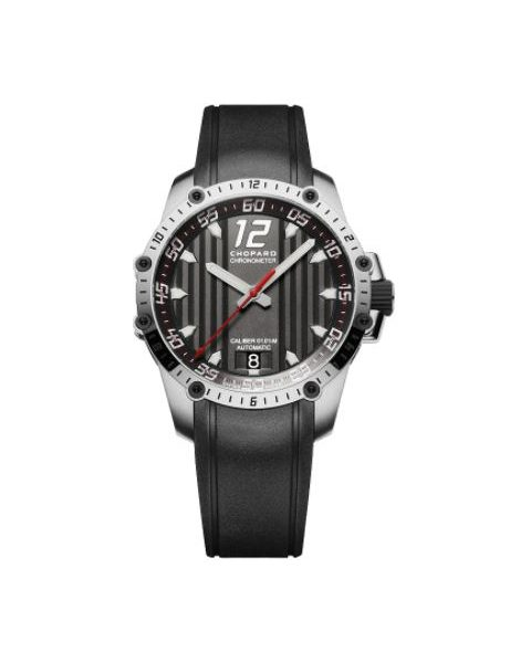 Chopard Pre-owned Classic Racing Superfast Stainless Steel 41mm Men's Watch
