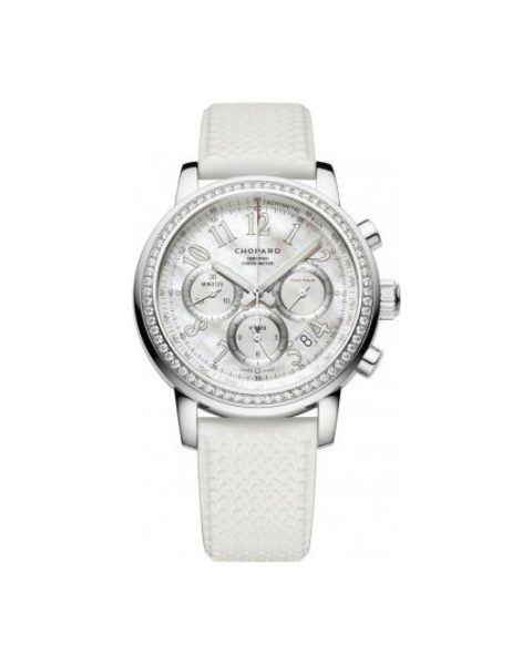 Chopard Pre-owned Mille Miglia Stainless Steel 42mm Ladies Watch