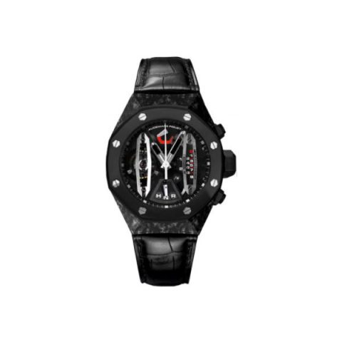 AUDEMARS PIGUET CARBON CONCEPT FORGED CARBON 44MM X 57.5MM BLACK DIAL MEN'S WATCH