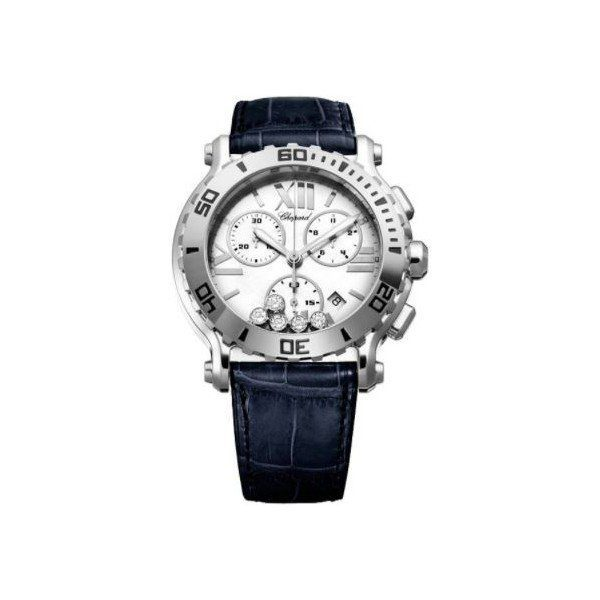 CHOPARD HAPPY SPORT STAINLESS STEEL 42MM LADIES WATCH