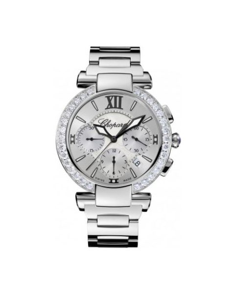 Chopard Pre-owned Imperiale Chronograph Stainless Steel 40mm Ladies' Watch
