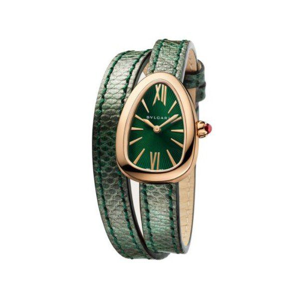 BVLGARI SERPENTI STAINLESS STEEL 27MM LADIES WATCH