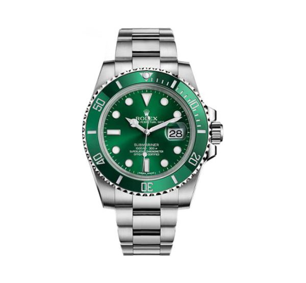 ROLEX OYSTER PERPETUAL SUBMARINER DATE STAINLESS STEEL 40MM MEN'S WATCH