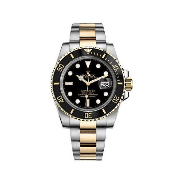 ROLEX SUBMARINER DATE STAINLESS STEEL 40MM MEN'S WATCH