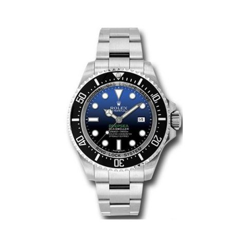 ROLEX SEA-DWELLER STAINLESS STEEL 41MM MEN'S WATCH
