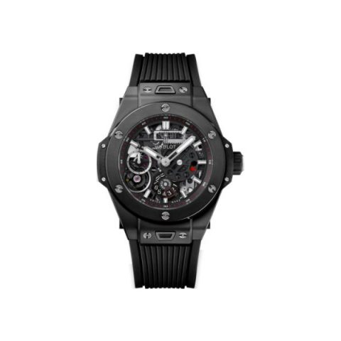 HUBLOT BIG BANG MECA-10 BLACK MAGIC CERAMIC 45MM MEN'S WATCH