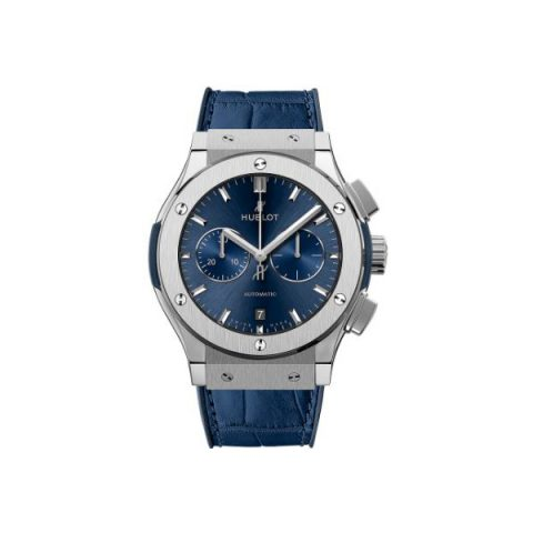 HUBLOT CLASSIC FUSION TITANIUM 42MM MEN'S WATCH