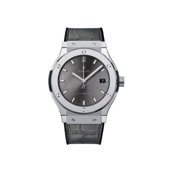 HUBLOT CLASSIC FUSION TITANIUM 38MM MEN'S WATCH