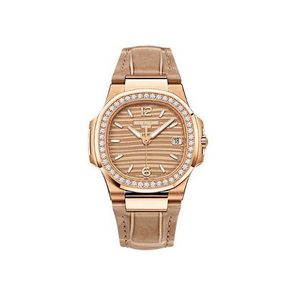PATEK PHILIPPE NAUTILUS 7010R-012 ROSE GOLD LADIES WATCH