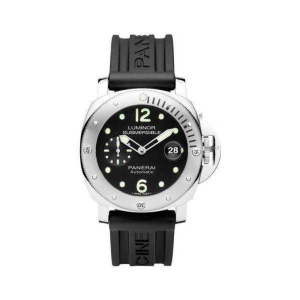 PANERAI LUMINOR SUBMERSIBLE STAINLESS STEEL 44MM MEN'S WATCH