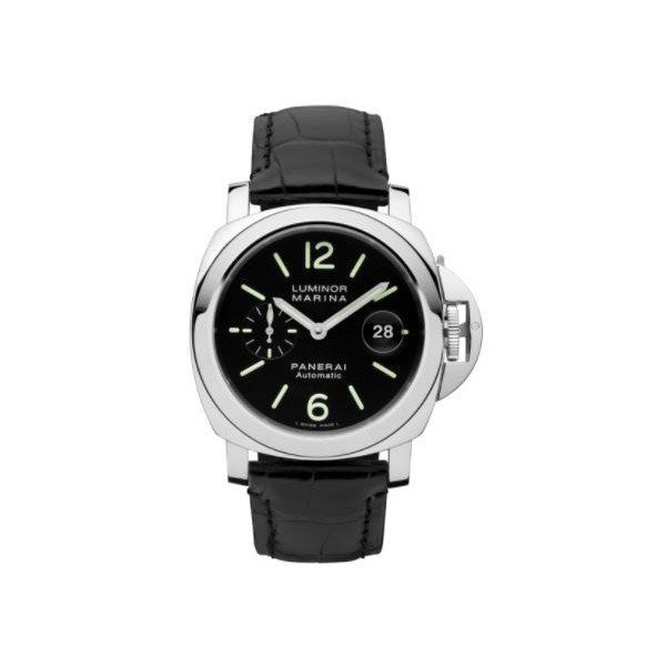 PANERAI LUMINOR MARINA STAINLESS STEEL 44MM MEN'S WATCH