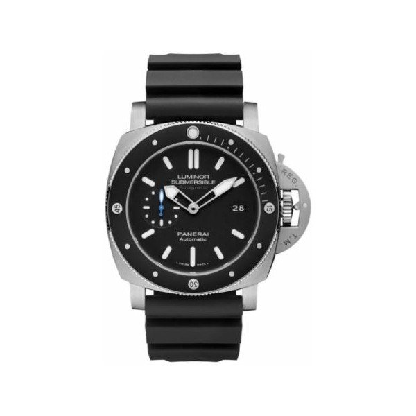 PANERAI LUMINOR SUBMERSIBLE TITANIUM 47MM MEN'S WATCH