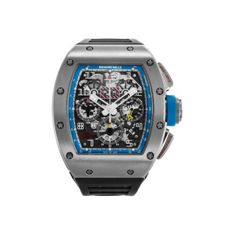 RICHARD MILLE THE AMERICAS TITANIUM 50MM MEN'S WATCH