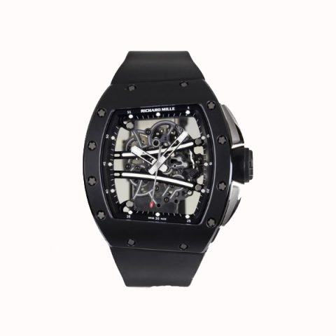 RICHARD MILLE YOHAN BLAKE CERAMIC 50MM MEN'S WATCH