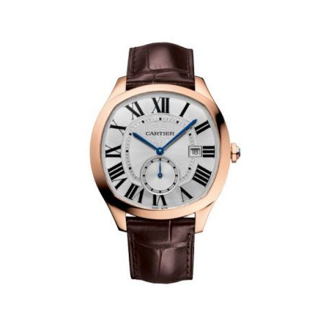 CARTIER DRIVE DE CARTIER 18KT ROSE GOLD 40MM X 41MM MEN'S WATCH
