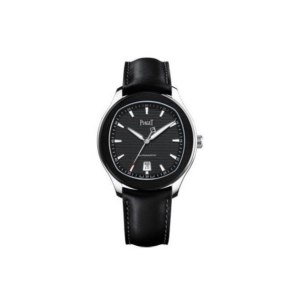PIAGET POLO STAINLESS STEEL 42MM MEN'S WATCH