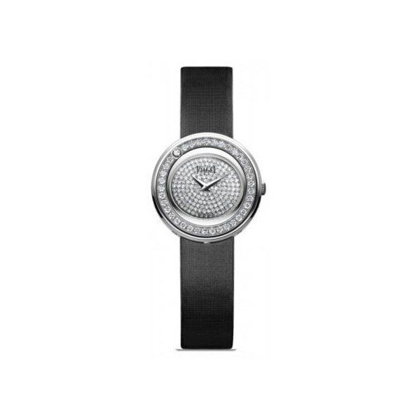 PIAGET POSSESSION 18KT WHITE GOLD 29MM LADIES WATCH – Luxury
