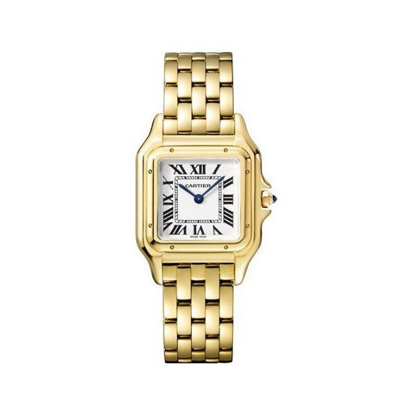 CARTIER PANTHERE DE CARTIER 18KT PINK GOLD 27 X 37MM LADIES WATCH