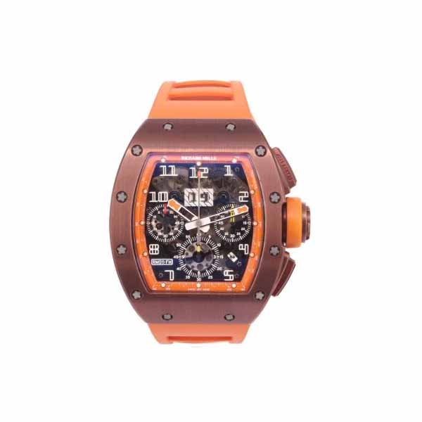 RICHARD MILLE FLYBACK CHRONOGRAPH LIMITED EDITION TO 30 PIECES MEN'S WATCH