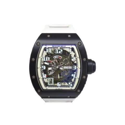 RICHARD MILLE JAPAN LIMITED EDITION OF 15PCS CARBON MEN'S WATCH