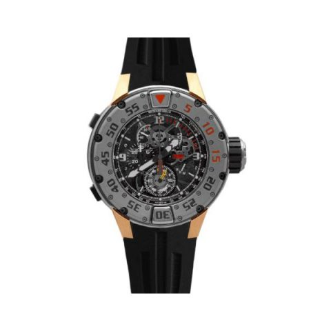 RICHARD MILLE DIVER FLY BACK CHRONOGRAPH 50.7 MM MEN'S WATCH