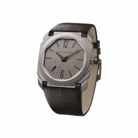 BVLGARI OCTO FINISSIMO AUTOMATIC TITANIUM 40MM MEN'S WATCH